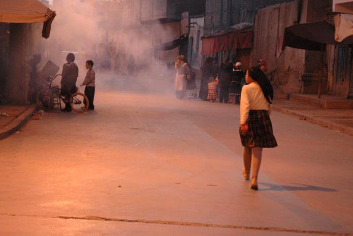 16. Kashgar - Turkestan chinois 2007